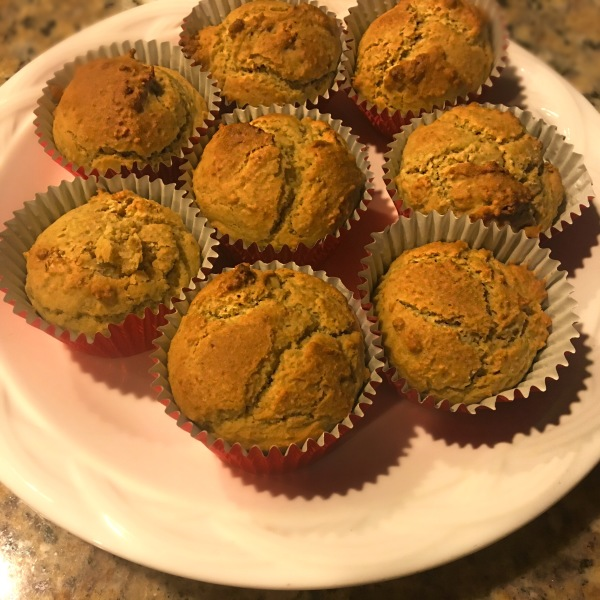 "Namaste Foods - ""Golden Goddess Muffins"""